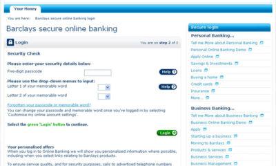 Los clientes de Barclays sufren un masivo ataque de phishing 54