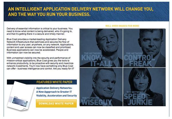 Blue Coat System lidera el mercado mundial de dispositivos content security gateway 49