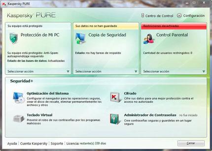 Kaspersky presenta PURE, una suite de seguridad para proteger nuestra Vida Digital 49