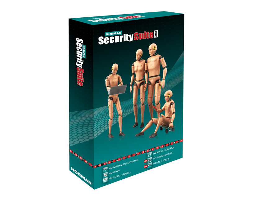 Norman Security Suite PRO 54