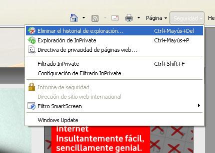 Microsoft presume de la seguridad de su Internet Explorer 8 51