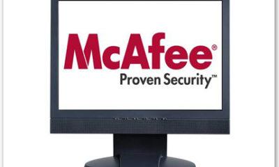 McAfee pagará a los clientes que se hayan gastado dinero para arreglar los PCs afectados con el falso virus de XP 161