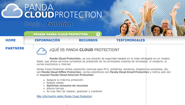 Panda Security lanza Panda Cloud Internet Protection 50