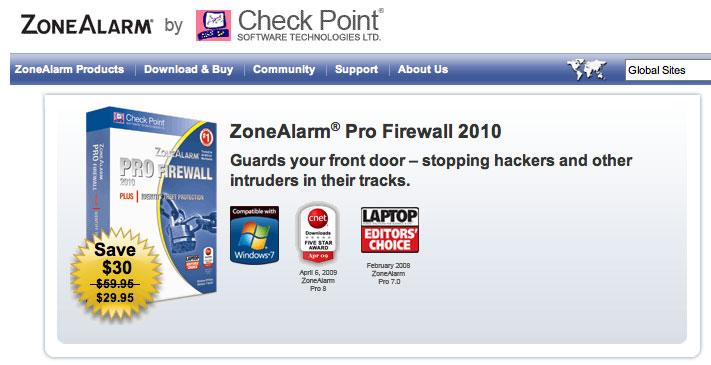 Consigue gratis ZoneAlarm Pro 2010 (sólo tienes 24 horas desde mañana día 13) 47