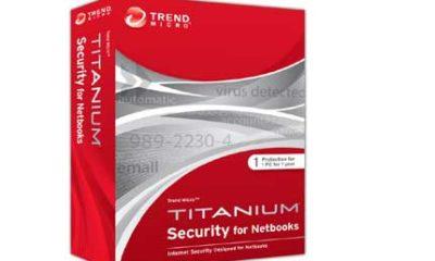 Trend Micro Titanium, un antivirus pensado para netbooks basado en la nube 77