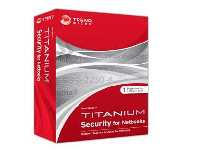 Trend Micro Titanium, un antivirus pensado para netbooks basado en la nube 46