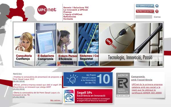UPCnet advierte que las entidades públicas sufren una media de 5.400 ataques al año 52