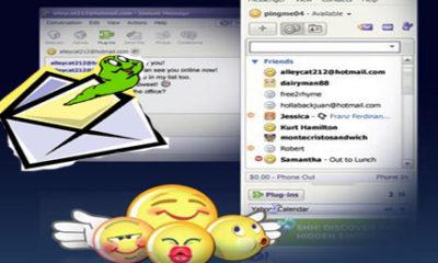 Symantec advierte de un peligroso gusano en Yahoo! Messenger 82