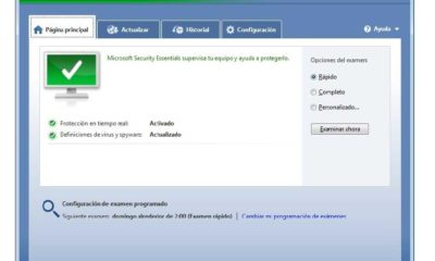 AV-comparatives premia a Microsoft Security Essentials como el mejor antivirus gratuito 80