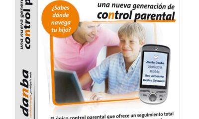Control parental danba con avisos por SMS 52