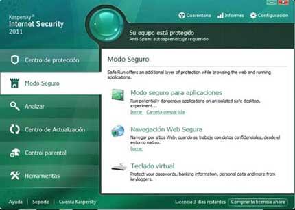 Kaspersky renueva su antivirus 29