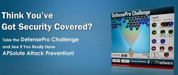 APSolute Attack Prevention, de Radware, la solución total para técnicas de ataque híbrido 57
