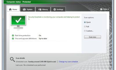 Microsoft publica la beta del nuevo Security Essentials 66