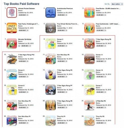 Crackean la iTunes Store y ponen en peligro muchas cuentas 53