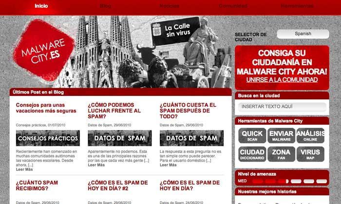 El blog Malware City ya está en español 48