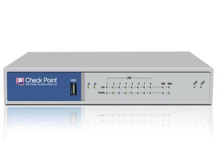 Blades de Check Point para la gestión de la seguridad multidominio 56