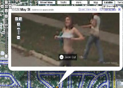 Street View, a juicio en España por la seguridad de los datos 48
