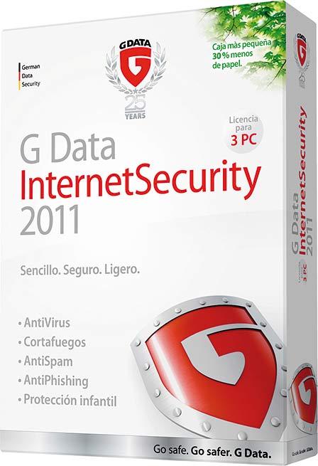 G Data presenta su nueva gama de productos para 2011