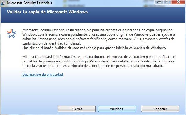 Se cumple un año del antivirus gratuito Microsoft Security Essentials