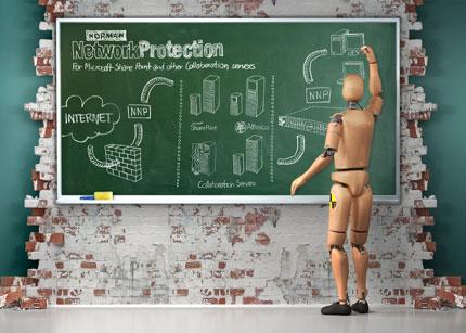 Norman Network Protection: defensa contra la propagación del gusano Stuxnet 48
