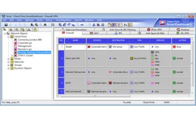 Check Point presenta el nuevo Security Gateway Virtual Edition 83