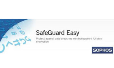 Sophos SafeGuard Disk Encryption para Mac 54