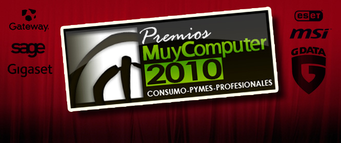 Premios MuyComputer 2010