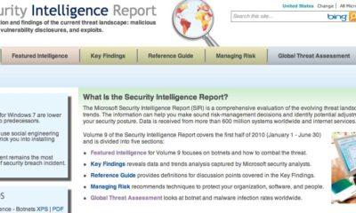 Novena edición del Informe de Inteligencia de Seguridad de Microsoft