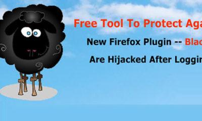 Nueva extensión de Firefox detecta snooping mediante FireSheep: Blacksheep 79