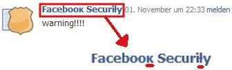 Nuevo ataque de phishing para usuarios de Facebook