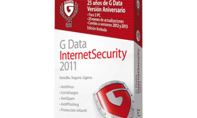 G Data lanza una edición limitada de su InternetSecurity 2011 58