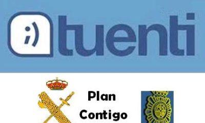 Plataforma Contigo de Policía Nacional y Guardia Civil, un éxito en Tuenti 54