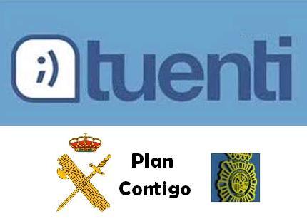 Plataforma Contigo de Policía Nacional y Guardia Civil, un éxito en Tuenti 52