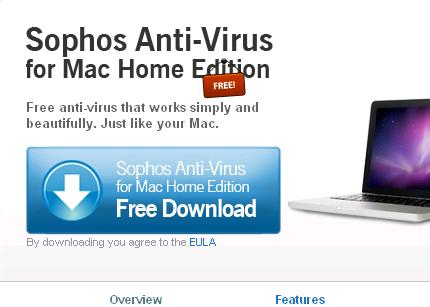 Antivirus gratuito para Mac: Sophos Home Edition for Mac 47