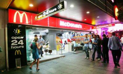 Hackean la base de datos de McDonald's y roban datos de sus clientes 59
