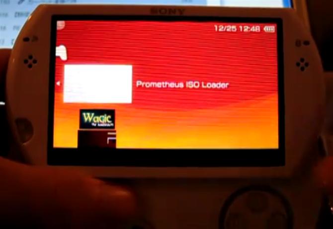 PSP Go! hackeada, ejecuta backups de juegos -ISO- y homebrew 58