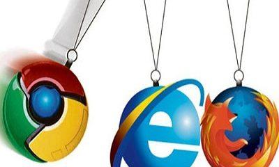 Chrome, IE9 y Firefox ofrecerán más privacidad 60