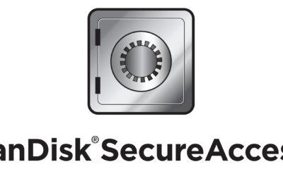 Nueva línea de pendrives SanDisk con software de seguridad mejorado 57