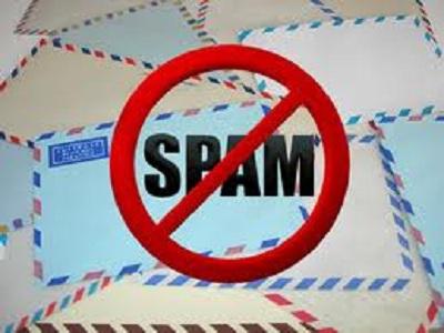 El spam cae sorpresivamente 49