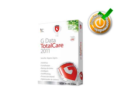 Análisis G Data TotalCare 2011 47