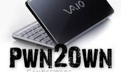 Batalla de seguridad de navegadores en CanSecWest, concurso Pwn2Own 55