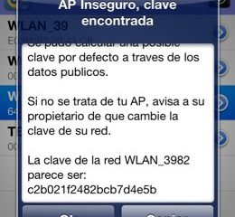 Hackea Wi-Fis con iPhone mediante WLAN_Audit 61