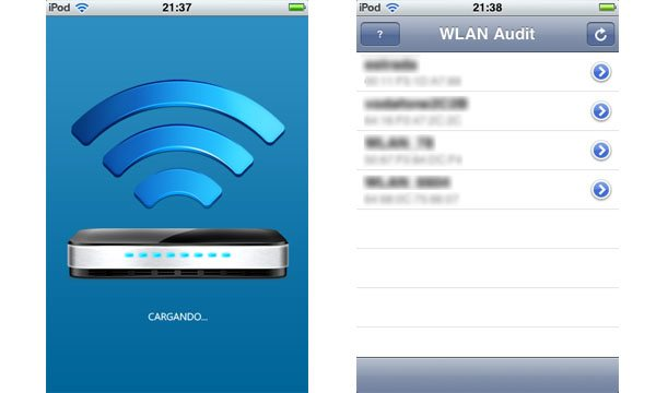 Hackea Wi-Fis con iPhone mediante WLAN_Audit 51