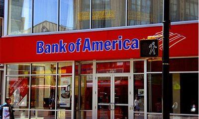 Roban 70.000 euros del Banco de América por un fallo de seguridad