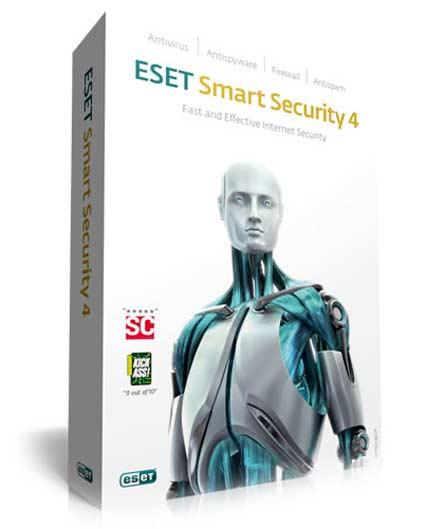 ESET Smart Security 4 Standard