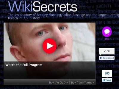 La web de la cadena PBS hackeada tras emitir un documental sobre WikiLeaks