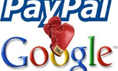 PayPal demanda a Google por robo de información privada