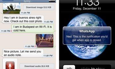 Se descubre un fallo de seguridad en WhatsApp