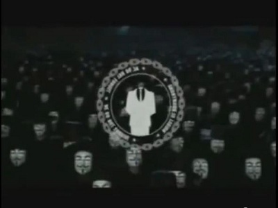 Anonymous1 Próximo objetivo Anonymous: Telefónica