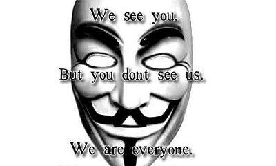 El ataque de Anonymous contra Telefónica ocurrió sin muchos incidentes